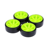 4Pcs/Set 1/10 Drift Car Tires Hard Tyre for Traxxas HSP Tamiya HPI Kyosho On-Road Drifting Car