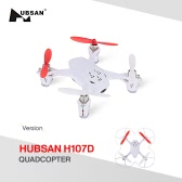 Original Hubsan X4 H107D RC Mini 6-axis System Quadcopter BNF Version
