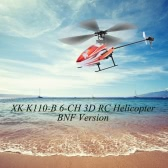 Original XK Blast K110-B 6CH 3D 6G System Brushless Motor BNF RC Helicopter