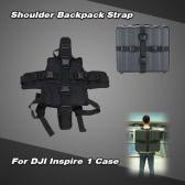 Travelling Shoulder Backpack Strap Belt Adapter For DJI Inspire 1 Quadcopter Case