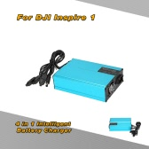 4 in 1 Intelligent Battery Charger for DJI Inspire 1 Battery TB47 TB48 & Transmitter