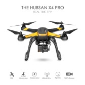 Original Hubsan X4 Pro H109S 5.8G FPV Drone with 1080P HD Camera One Axis Gimbal GPS RTF RC Quadcopter Low Edition