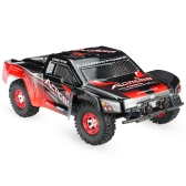 Original Wltoys 12423 1/12 2.4G 4WD Electric Brushed Short Course RTR RC Car