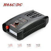 Original HTRC HT-0082 H6AC/DC 50W LiPo LiFe NiMH NiCd Battery Compact Charger for RC Helicopter Airplane