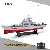 Original HT-3826A 1/250 Radio Control Electric RC Battleship Warship Boat Simulation Model