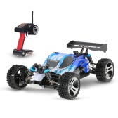 Original Wltoys A959 Upgraded Version 1/18 Scale 2.4G Remote Control 4WD Electric RTR Off-Road Buggy RC Car