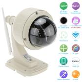 KKMOON H.264 HD 720P 2.8-12mm Auto-focus PTZ Wireless WiFi IP Camera Security CCTV Camera Home Surveillance