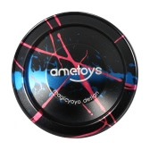 Ametoys V4 Professional Magic Yoyo High-speed Aluminum Alloy Yo-yo CNC lathe KK Bearing with Spinning String for Boys Girls Children Kids