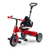 Raster Foldable Kids Trolley BMW Mini Copper Children 1-3 Years Old Tricycle Stroller Baby Stroller Bike Bicycle with Storage Basket