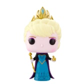 FUNKO POP Movie Frozen Coronation Elsa Action Figure Vinyl Model Collection