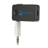 TS-BT35F18 Wireless Bluetooth Transmitter & Splitter Bluetooth 4.1 A2DP Audio Adapter Audio Player Wireless Adapter Aux 3.5mm