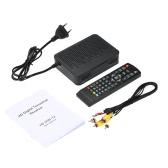 K3 DVB-T2 Digital Video Broadcasting Terrestrial Receiver Full HD 1080P Digital Set Top Box H.264 / MPEG4 w/ Remote Controller for HDTV