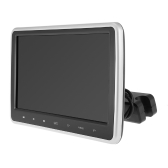 10.1 Inch TFT Digital LCD Screen Car Headrest DVD Player Touch Button Monitor 720p with HDMI USB SD Port Remote Control