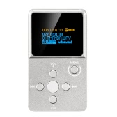 XDUOO X2 Digital Audio / Music Player with Professional OLED Screen Supports MP3 WMA APE FLAC WAV Audio Formats