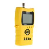 TRIMAX TM-8500 for Satellite Signal Finder Meter DVB-S/S2 HD Digital for Satellite TV Finder LCD Dispaly 1400mAh Battery EU Plug