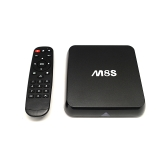M8S Android 4.4 TV Box Amlogic S812 Quad Core Cortex-A9 2G / 8G XBMC DLNA Miracast Airplay H.264 / H.265 4K * 2K 5.0G / 2.4G 802.11a/b/g/n Bluetooth 4.0 Smart Media Player with Remote Controller