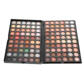Abody Professional 120 Colors Eyeshadow Palette Women Cosmetic Neutral Warm Eye Shadow Makeup Kit