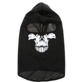 おしゃれなマスク目出し帽マスク顔首暖かい薄いスポーツ用マスク サイクリング ・ ハイキング ブラック