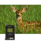 12MP Trail Camera Portable Game Cameras Wildlife Scouting Camera Hunting Camera Video Recorder HD Digital Infrared IR LED MMS/GSM Security Camera