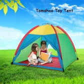 TOMSHOO Portable Children Kids Play Tent Indoor Outdoor Garden Toy Tent
