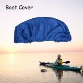 収納袋付き11-22フィートスピードボートボートカバーVハルボートカバーポリエステルタフタUV防水
