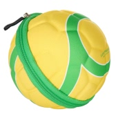 Folding Football Soccer Shape Shoes Storage Bag Sports Bag