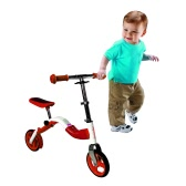 Docooler Scooter Height Adjustable Mini Kick Scooter Toddler Kids Child 2 Wheel Ride On Scooter Bike with Folding Handle and Seat