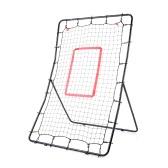 "Lixada 36*55"" Youth Baseball Pitch Back Rebound Net Return Baseball Training Net Throwing Pitching Fielding Baseball Trainer"