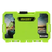 JAKEMY Assorted Fishing Tackle Set Box Fishing Accessories Kit