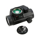 1X22 Red Green Dot Sight Riflescope Hunting Optics Scope Reflex Lens