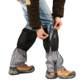 2Pcs Outdoor Waterproof Scratch Resistant Hiking Climbing Snow Leg Gaiters