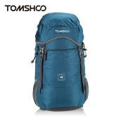 TOMSHOO 40L Ultra Lightweight Water-resistant Nylon Outdoor Backpack Travel Trekking Foldable Bag
