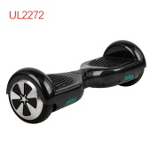 UL2272 Certified 6.5 inch Two Wheel Self-Balancing Smart Electric Scooter with LED Lights