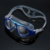 調節可能な非くもり紫外線子供シリコーン スイミングゴーグル水泳メガネ