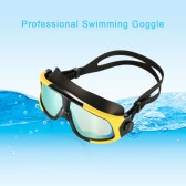 Professional Adult Adjustable Anti-fog Waterproof UV Protection Spectacles Swimming Goggles Glasses