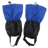 Kid Children Outdoor Waterproof Gaiters Windproof Fleece Leg Protection Guard Ski Snowboard Skiing Hiking Climbing