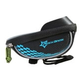 ROCKBROS Rainproof Riding Bicycle Bike Handlebar Phone Storage Bag Holder Cycling Bag Smartphone Bag GPS Touch Screen Case Bicycle Bag Pouch 5 Colors