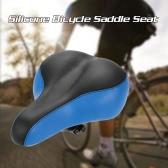 MTB Mountain Bike Bicycle Cycling Silicone Skidproof Saddle Seat Silica Gel Cushion Seat Bicycle Saddle