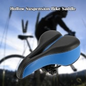 Hollow Suspension Bike Saddle Mountain Bike Seat High-elastic MTB Bicycle Seat