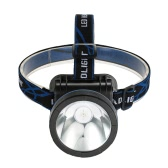 Bright LED Headlight Rechargeable Headlamp Flashlight Lamp 75°Up-and-down Rotating Head for Reading Riding Camping