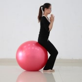 95cm Fitness Exercise Gym Fit Yoga Core Ball Multi-use Indoor Fitness Training Yoga Ball