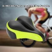 Reflective Suspension Bike Saddle Mountain Bike Seat High-elastic Road MTB Bicycle Seat