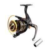 12+1 BB 5.2:1 Right Left Hand Interchangeable Collapsible Handle Spinning Fishing Reel Fishing Gear
