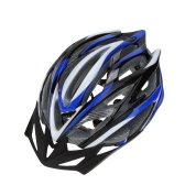 LIXADA 25 Vents Ultralight Integrally-molded EPS Outdoor Sports Mtb/Road Cycling Mountain Bike Bicycle Adjustable Skating Helmet