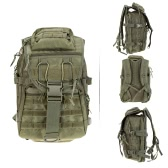 Men Women Water Resistant Outdoor Camping Hiking Military Tactical Backpack