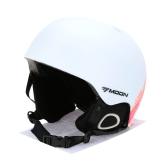 ムンEPS冬のスキーヘルメット 超軽量一体成型スノーボード/スケート用の保護ヘルメット M