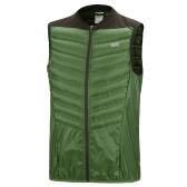 男性用ベスト便利保つ暖かい冬ダウン ジャケット軽量 Professional を実行している Bmai スポーツ