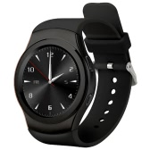 MTK2502 Full Circular 1.3HD IPS Bluetooth Smartwatch Support SIM Smart Watch