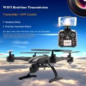 JXD 509W 6-Axis Gyro Wifi FPV 720P Camera RC Quadcopter