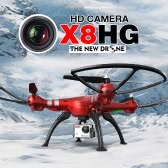 Syma X8HG 8.0MP HD Camera RC Quadcopter RTF